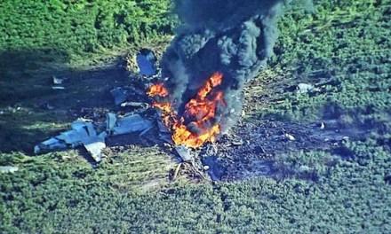 Во несреќа на авион,загинаа 16 американски војници
