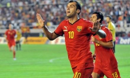 Горан Пандев и донесе победа на Македонија во Израел – добра увертира за дуелот со Албанија на Младост