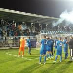 Беласица и Брегалница ремизираа – Ајдуците цел натпревар скандираа и ги бодреа синобелите