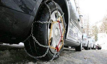 Од утре задолжителна зимска опрема во возилата или казна од 45 евра