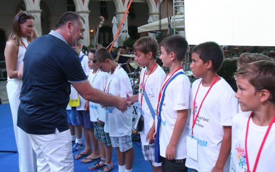 Спортските игри за млади и во Македонија