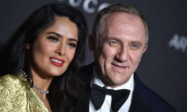 Францускиот милијардер Франсоа – Хенри Пино, сопругот на Салма Хаек донира 100 милиони евра за обновувањето на Нотр Дам