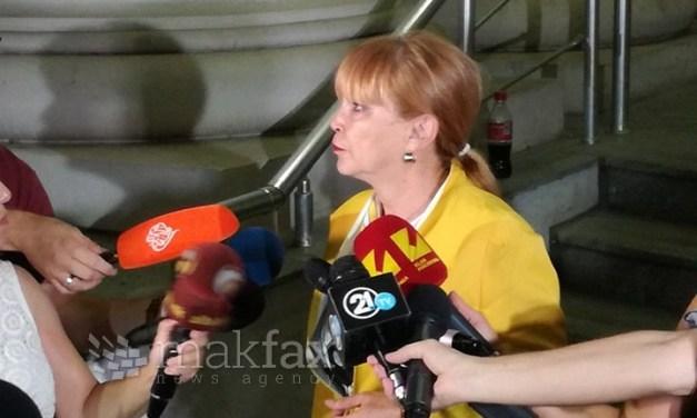 Русковска: Не би барала притвор за Јанева без доволно докази