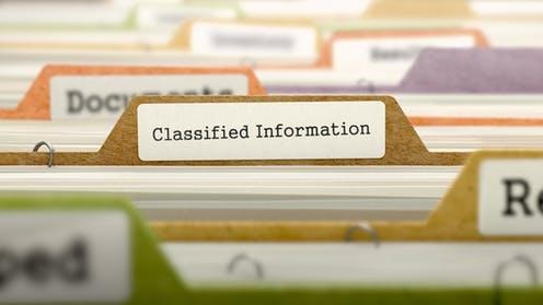 Класифицираните информации по НАТО стандарди