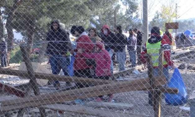 Зголемен бројот на илегални премини, но и кривични за криумчарење на мигранти