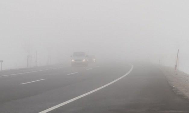 Внимавајте на патиштата! Магла и намалена видливост кај Штип