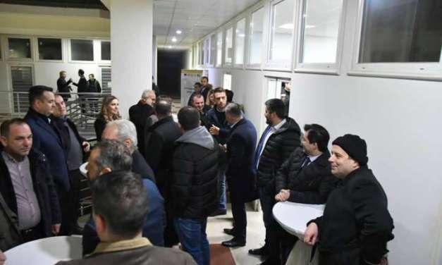 Во Струмица се отвори инфо пункт за поврзување на невработените и бизнис заедницата