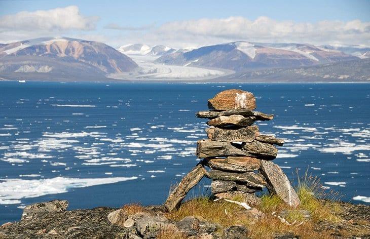 canada nunavut baffin island
