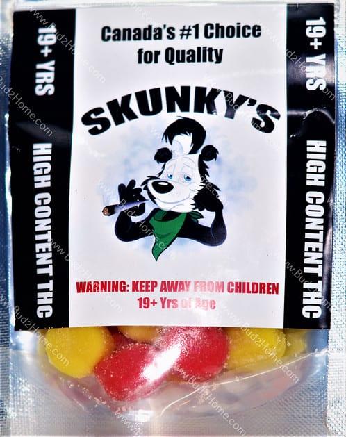 skunkys gummies