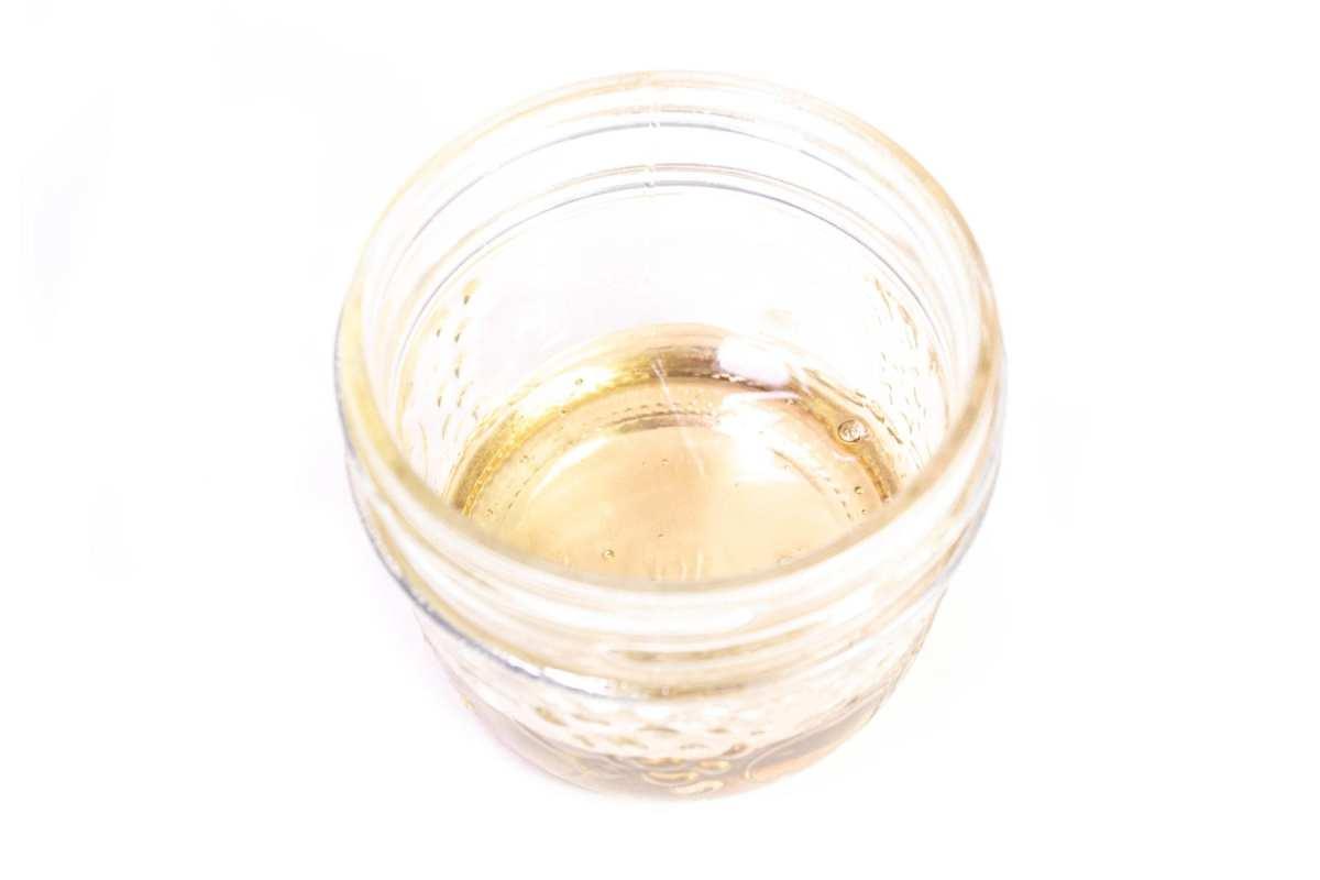 oz jar of distillate 22 of 1