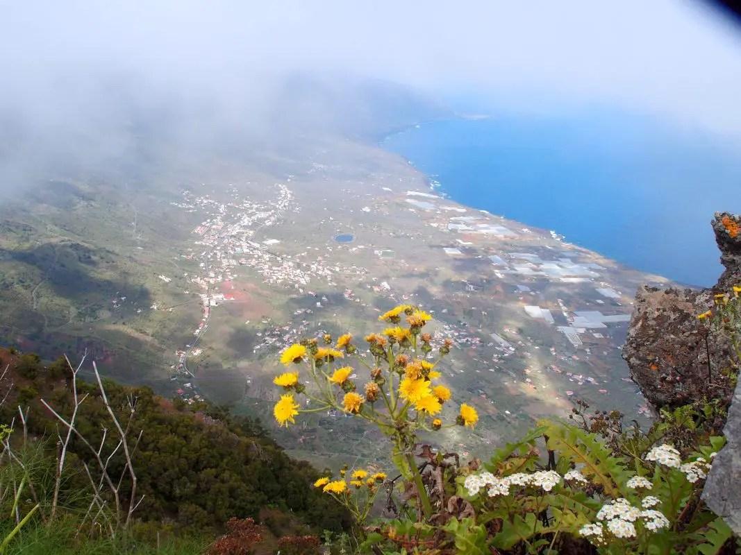 Aussichtspunkt - Mirador de Jinama