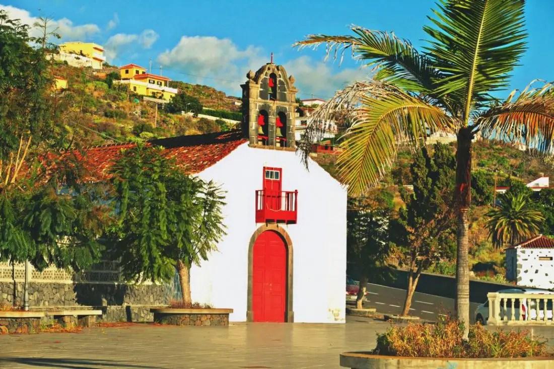 Mazo – Ermita de Los Dolores
