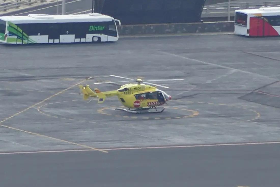 SUC - Notfall Hubschrauber