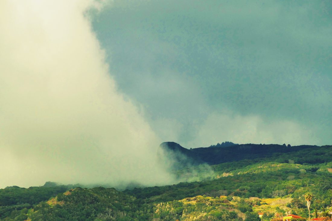 Wetter - Wolkenphänomen