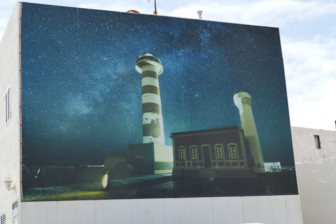 Kunstwerk - Leuchtturm