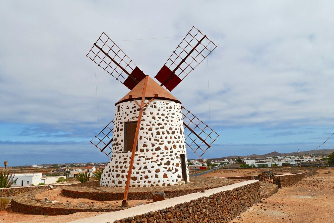 Windmühle - Molinos