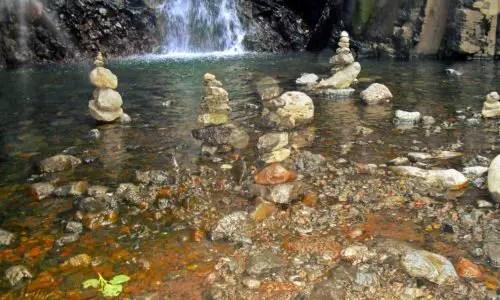 Mystik durch Steinmännchen