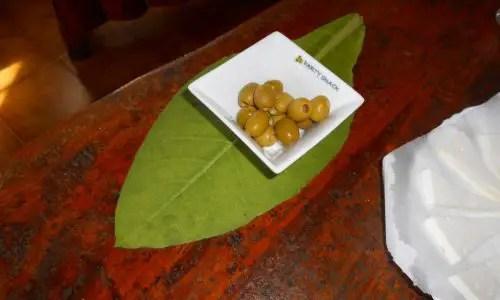 Oliven Tapa