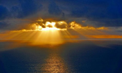 Sonnenaufgang über LaPalma
