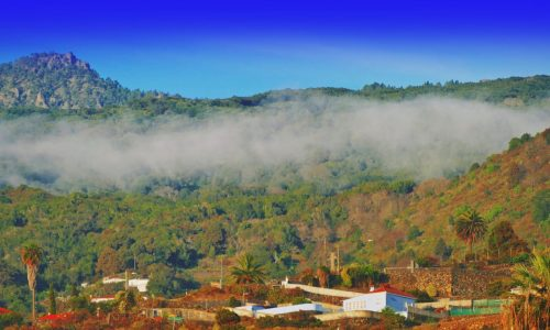 Wetterphänomen Passatwolken