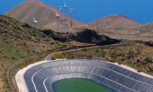 Regenerative Energie El Hierro