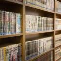 漫画の本棚
