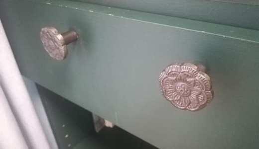 レンジ台をリメイクした手作りのおもちゃ箱(おもちゃ棚)