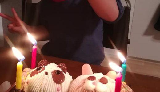 4歳の誕生日に想う子どもの成長と私の成長