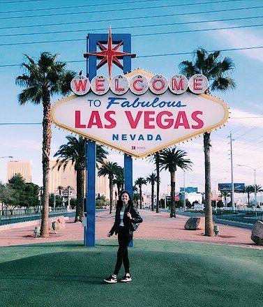 【アメリカ西海岸女子旅】ラスベガス1日観光~ホテル巡りとアウトレットでお買い物~
