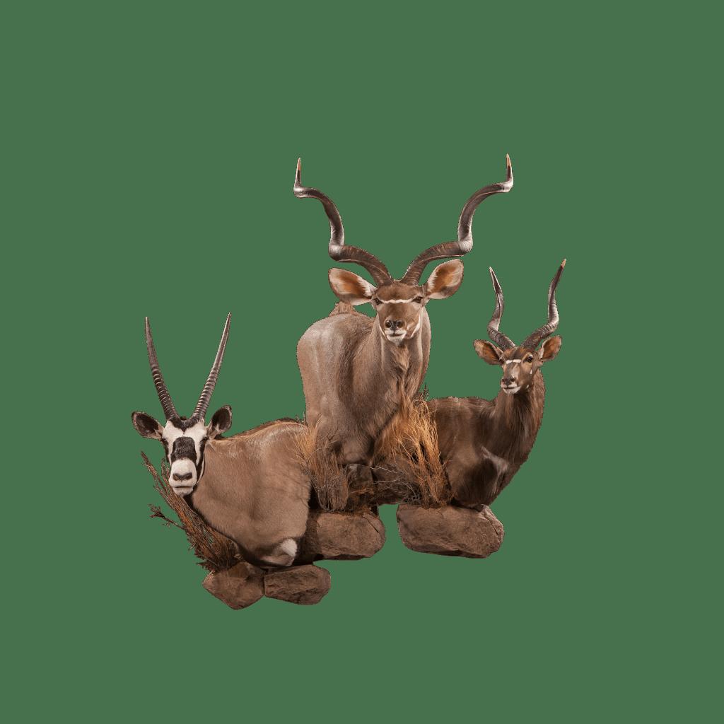 kudu gembok nyala pedestal