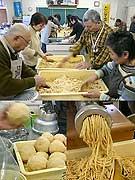 金沢産有機大豆で手作りみそ-地産地消の一環で