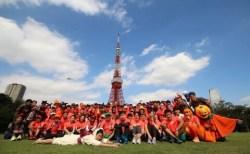 金沢初開催!世界で二番目に早いハロウィン・スイーツ・ランニング