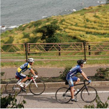 スポーツの秋、サイクリングで石川の特産品を当てよう!