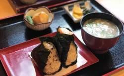 「おむすび美人」でおむすびモーニング!! やっぱり日本人の朝は米だ!!