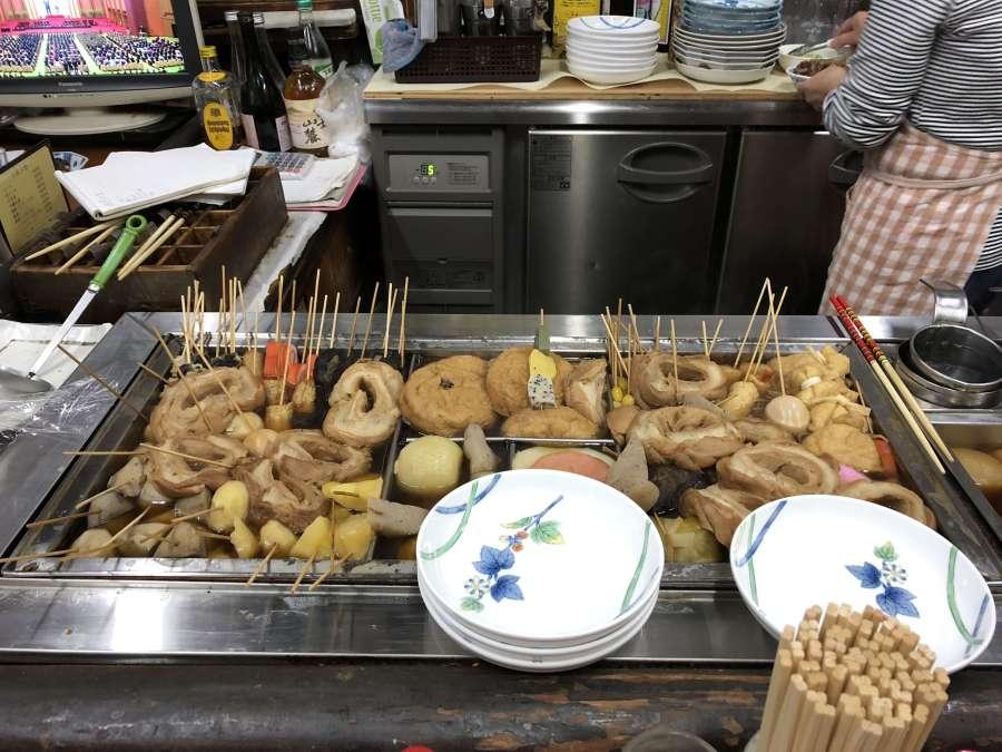 「 菊一 」金沢おでんの名店の味に舌鼓