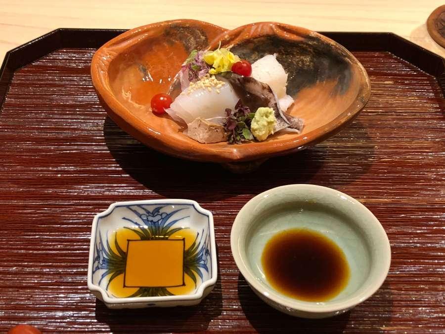 「 料理 小松 」季節の旬を厳選した食材と最高の料理で味わう場