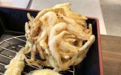 『 天ぷら 七福 』680円で熱々揚げたて天麩羅定食!お得感高め!