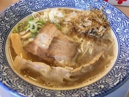 『めんや安寿』ラーメン新店!無化調スープはまろやかでやさしい味わい。
