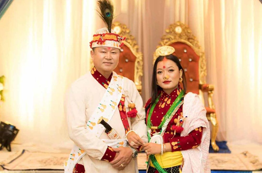 आधा सताब्दीका मुख्यमन्त्रीको २३ वर्षिय मोडलसँग विवाह