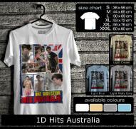 1D Hits Australia