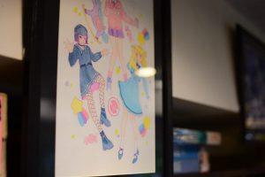 みこみきおプチイラスト展|ArtSpaceSawa(アートスペースサワ)