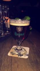 Brand Dubbel Bock @ Cafe Lennep