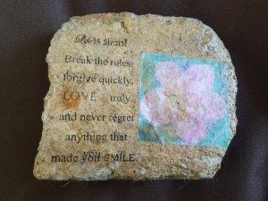Read more about the article Transferring Images To Stone