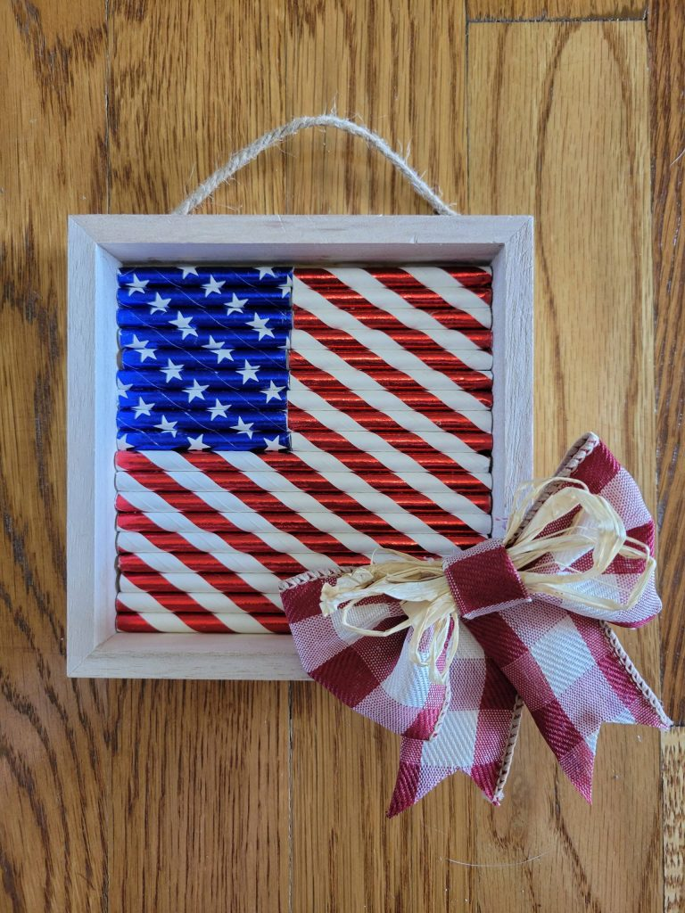 Read more about the article Fun, Easy, And Cheap Fourth Of July Project