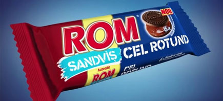 ROM Sandvis Rotund Commercial