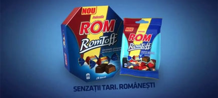 Rom RomToff TV Commercial