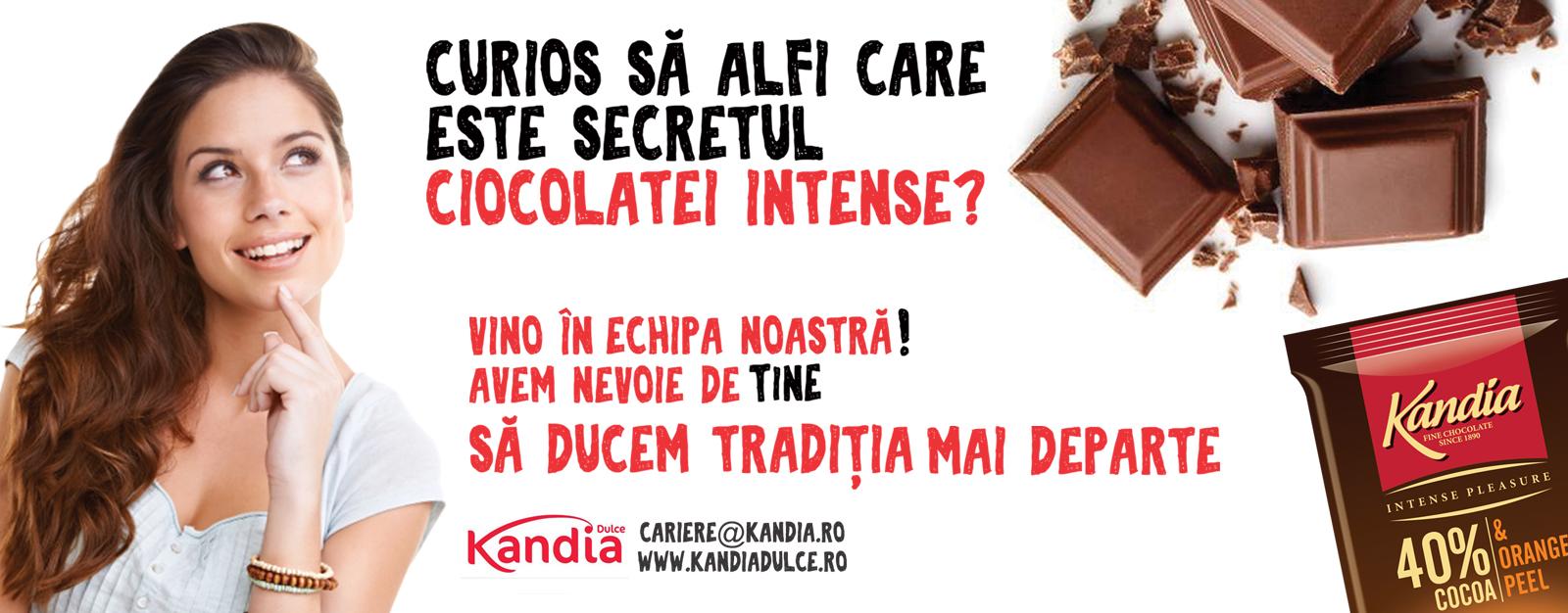 Curios să afli care este secretul ciocolatei intense?