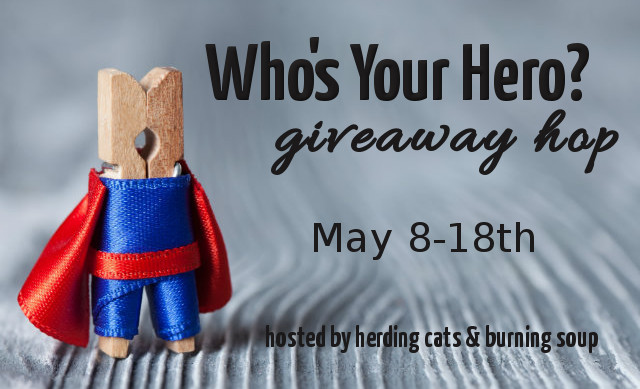 Who's Your Hero? Fantasy Book Giveaway