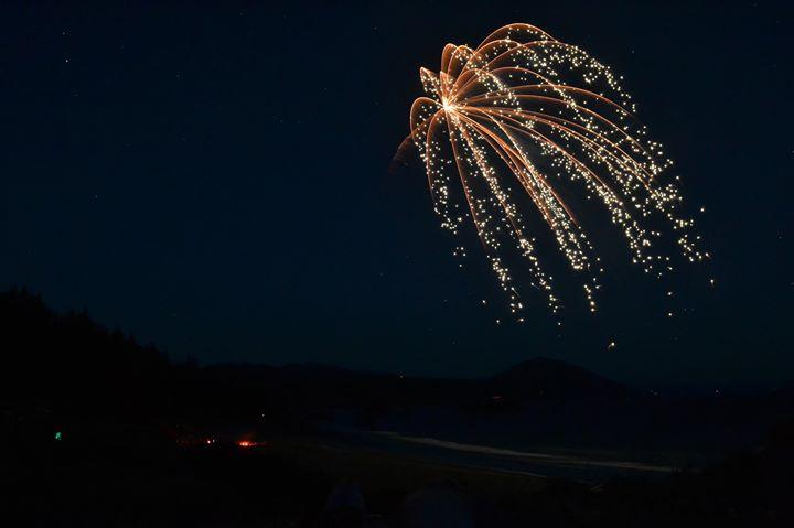 Fireworks 7-4-11