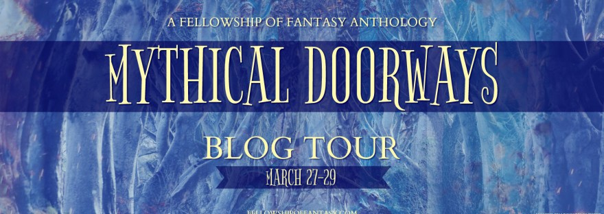 "img=""Mythical Doorways blog tour"""